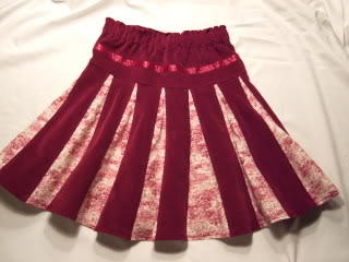 How to make a kaleidoscope skirt. http://sewingmamas.com/b/downloads.php?do=file&id=440