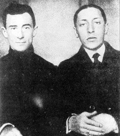 Ravel and Stravinsky. That's all.