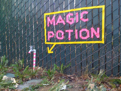 Magic Potion « Urban Prankster