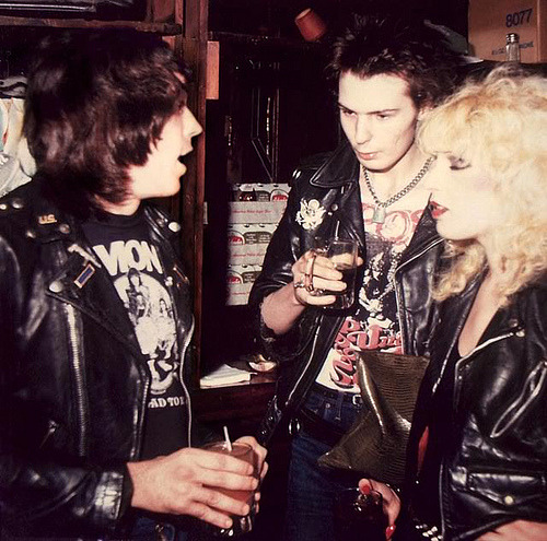 Dee Dee Ramone, Sid and Nancy