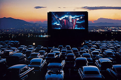 theoriginaljoefisher: Time: 75 Years of Drive-ins Dream #7: open a drive-in.