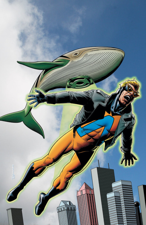 The Last Days of Animal Man #2 by Gerry Conway, Chris Batista and Dave Meikis cover art by Brian Bolland