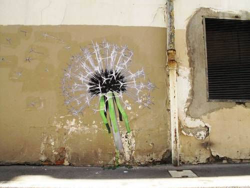 The Dandelion by Ludo in Paris