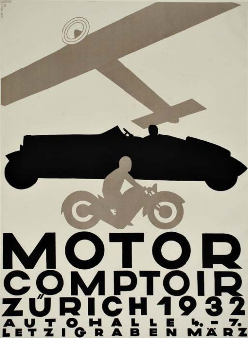MOTOR COUNTER  (1932) (via Susanlenox)