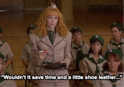 Wilderness Girls know that Troop Beverly Hills quotes tend to find their way into everyday conversations whether the people your talking to realize it or not. So, what are some of your favorites?