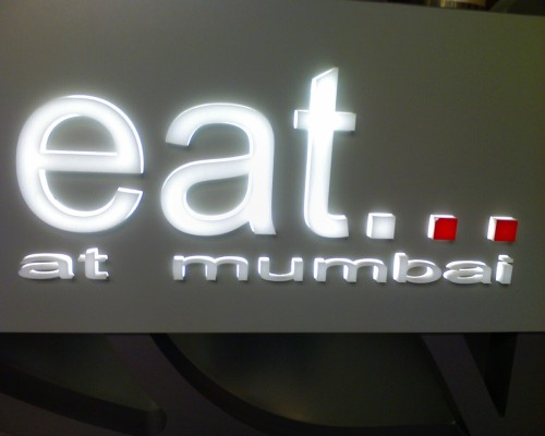An EAT! bistro ripoff in India? (submitted by Stu Taylor)