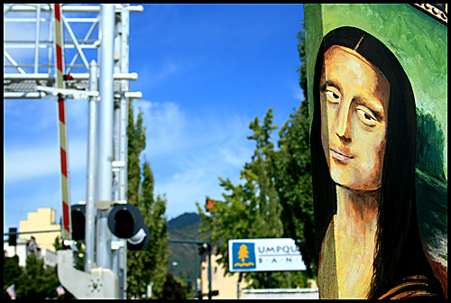 hey Mona Grants Pass, Oregon Canon XTi Photography by Harry Snowden  If you enjoyed this image, you might also like…  Red