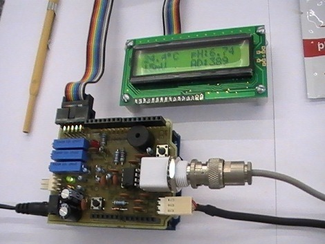 Arduino pH meter - Hack a Day