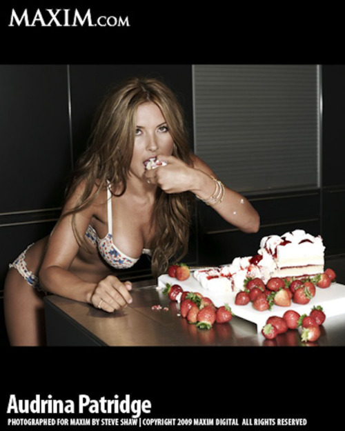 Audrina Patridge for Maxim