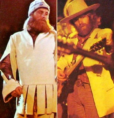 the beach boys in 1973: keeping it classy.