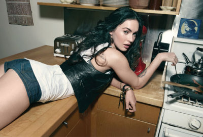 F-Listed » Archive megan fox rolling stone 3 «