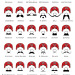 juliasegal:  the-nomad:ilovecharts: Classic: Important Mario moustache chart.