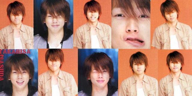 fuckyeahtegomass:  OMG you gotta love Massu's genius face. <3