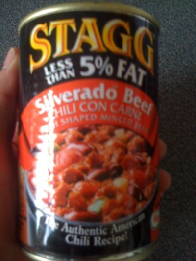 Despite being that guilty kind of delicious Stagg is one of those things that you hide in you Tesco basket -but hey at least it's not a bleeding Rustlers: From Concentrate.