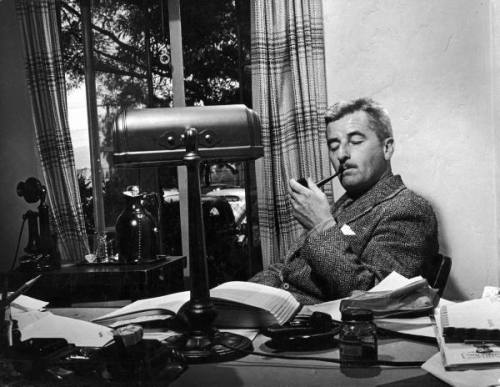 workspaces:  i12bent:  William Faulkner, Nobel Prize Laureate, Sep. 25, 1897 - 1962   CHIPSY, THIS ONE'S FER YEW