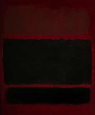 "Mark Rothko ""His work never comes through in reproduction. No camera could possibly stand in for the old rods and cones. I never understood why people liked him until I stood in front of this massive painting and felt the color vibrate at the edges of my vision. Incredible."" Thank you, benjaminhilts."
