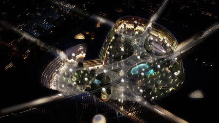 Abu Dhabi (via Dezeen » Blog Archive » Masdar City Centre by LAVA )
