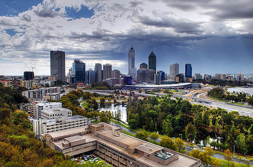 Perth, Western Australia (via methd)