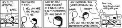 *sigh* xkcd - A Webcomic - Creepy