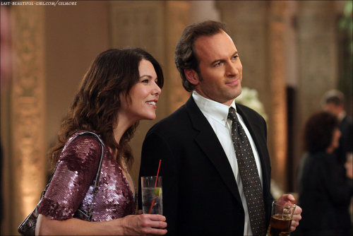"Lorelai and Luke, ""Wedding Bell Blues"""