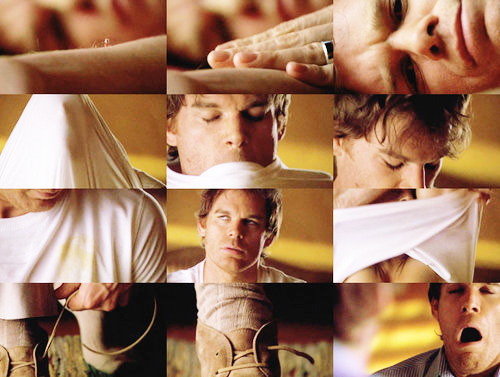 "fuckyeahtvpicspam:   Dexter 4.01 - ""Living the Dream"" (via pasadora)"