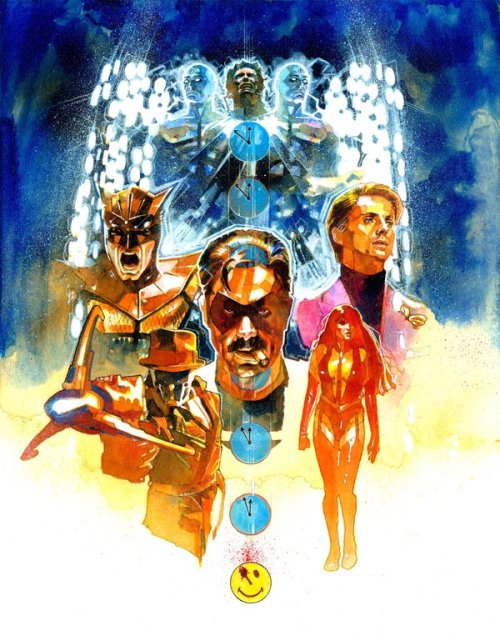 Watchmen by Mark McHaley