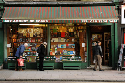 10 of the best: Secondhand bookshops | Books | The Guardian
