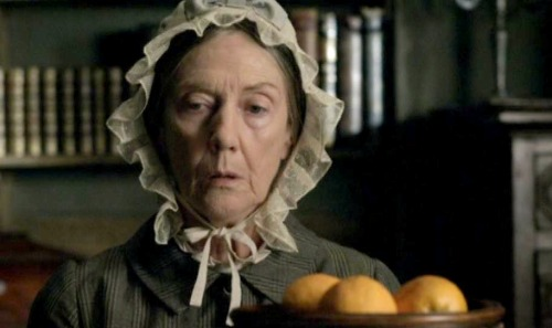 "Dame Eileen Atkins in ""Cranford"""