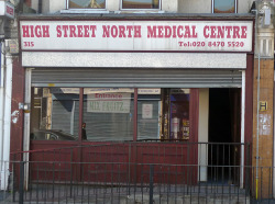 High Street North Medical Centre, High Street North E12