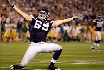 Good God, Jared Allen single-handedly won my Fantasy Football game by .5 points…..damn this season is good