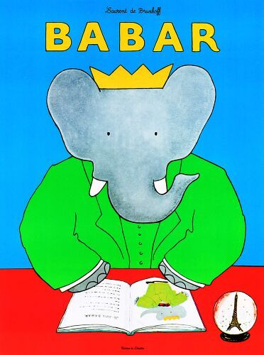 """Babar is like the Don Draper of the cartoon elephant world.""   Reblogging solely because of the above comment. (via yurmanandbourbon, via honeypower)"