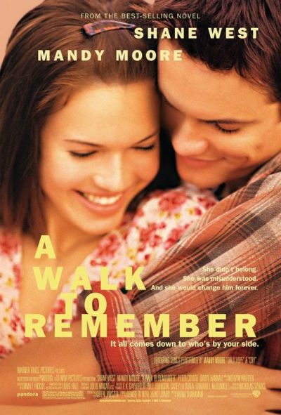 7:54pm PT. What's on right now? A Walk to Remember - ABC Family If it weren't for my favorite Thursday line-up, I'd so be watching the rest of this movie…