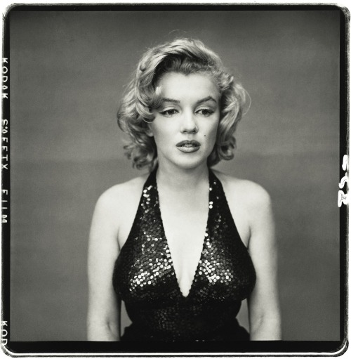 Marilyn Monroe, New York, May 6, 1957 Photographer:  Richard Avedon