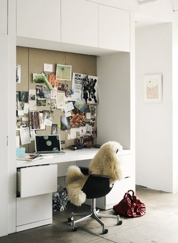 The ultimate desk area.