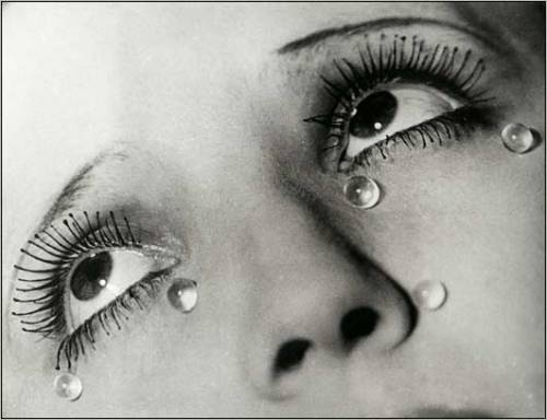 Larmes (Tears), 1930 Photographer:  Man Ray