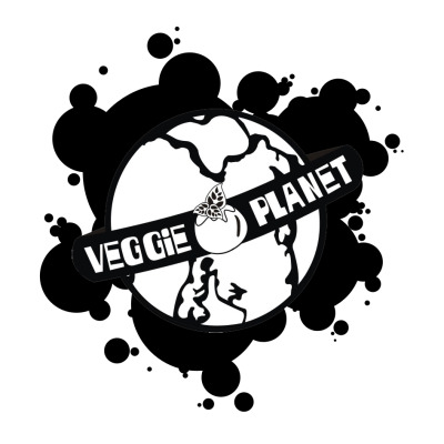 Veggie Planet's New logo