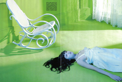 Photographer:  Miles Aldridge - http://www.milesaldridge.com