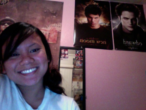 Noom Wen and Drawde. 2 more posters to go. Twilight freak indeed.