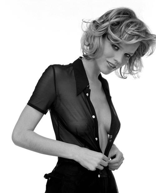 factorygirl-photography:Eva Herzigova - Bonjour Mesdames