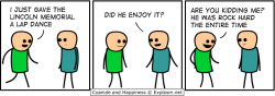 Cyanide and Happiness is fantabulous!