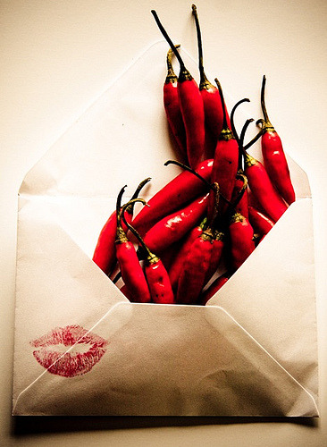 I have a burning hot love letter 4 U :) (via 1Happysnapper)