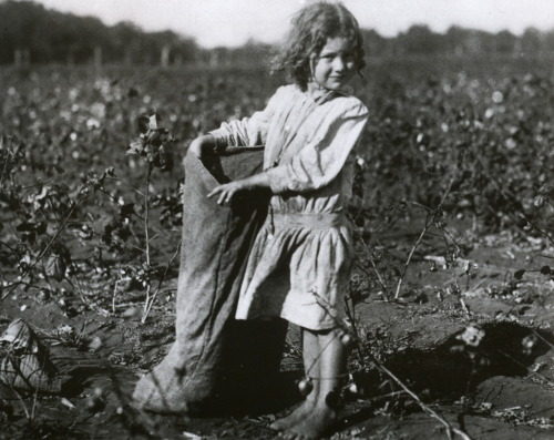 liquidnight:  Lewis W. Hine -  Edith, five years old - from Kids at Work - Lewis Hine and the Crusade Against Child Labor by Russell Freedman