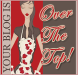 Over The Top Blog Award from ChibiJeebs