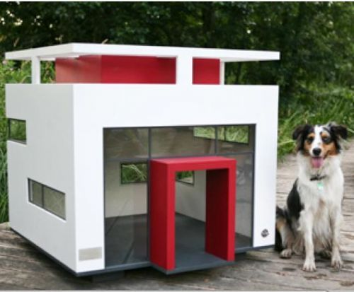 PicoCool - The Ultimate Bauhaus Doghouse