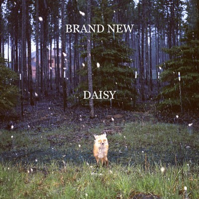 This is the cover of Brand New's newest album, DAISY. These new and amazing eleven songs just  add to the bands incredible discography. If you haven't heard this album or of Brand New you really should give it a listen, it is beyond awesome. I can wait to see them in November!