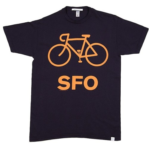 SF Bike Shirt  SFO  by Bob Kronbauer http://www.bobkronbauer.com  2k by Gingha $35 http://2ktshirts.com/index.php/love-from-san-francisco-navy-8.html http://2ktshirts.com/index.php/love-from-san-francisco-navy-9.html