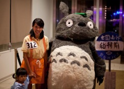 Woolbuddy and shadowbugs » Blog Archive » woolbuddy halloween Totoro