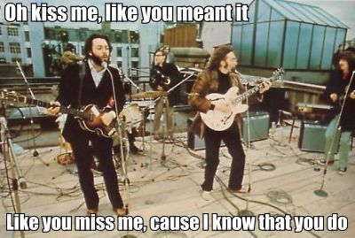 fuckyeahdisneyrocks:  thefydisneygirlsguy:  The Beatles - Get Back  Hmmm….something is wrong here :)  Yeah, sorry for the typo :S