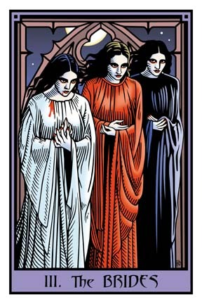 The Brides http://thealchemicalegg.com/VampTarot.html