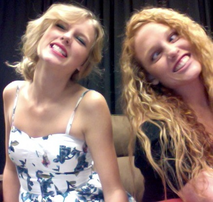 Taylor and Abigail <3